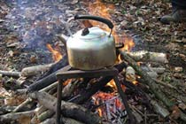 Bushcraft Taster for Two Thumb