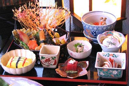 Japanese Cookery Class