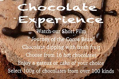 Chocolate Indulgence Experience for Two