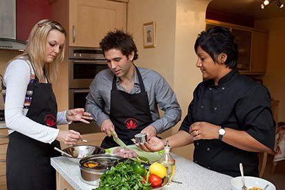 Indian Cookery Class