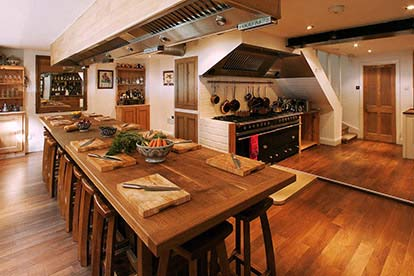 European Cookery Class