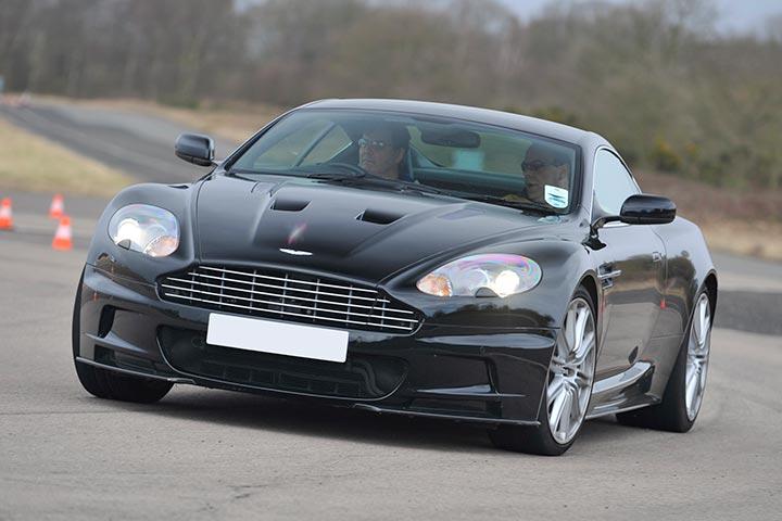 Aston Martin DBS Blast