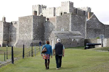 English Heritage Senior Membership for Two