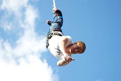 Forward & Backward Bungee Jump