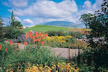 National Botanic Garden of Wales Family Visit