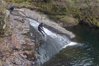 Full Day Canyoning for Two Thumb