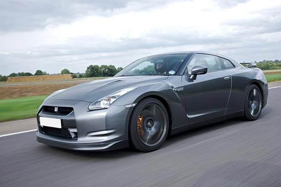 Junior Nissan GTR Thrill