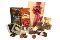 Large Chocolate Hamper from 1657 Chocolate House