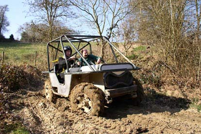Off Road Junky for Two
