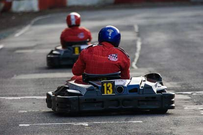 Outdoor Karting