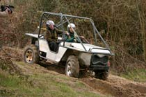 Off Road Challenge for Two