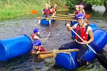 Click to view details and reviews for Raft Building.