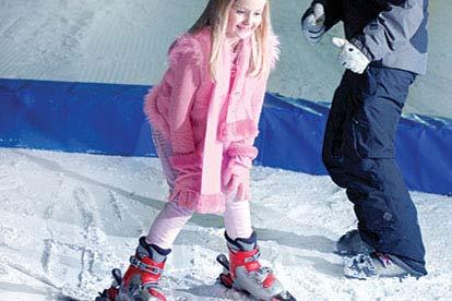 Junior Snowboarding Lesson