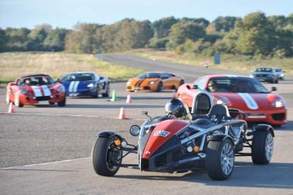 Supreme Supercar Challenge