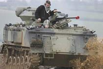 Click to view details and reviews for Tank Driving Thrill.
