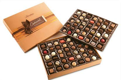 thorntons continental collection 685g