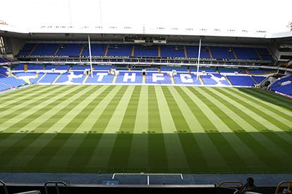 child tour of white hart lane