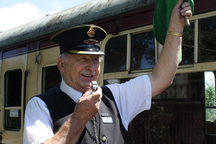 Family Steam Train Experience