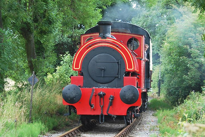 Family Steam Train Experience | Activity Superstore