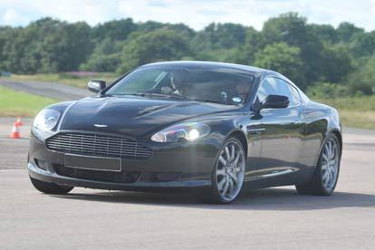 Ultimate Aston Martin Challenge
