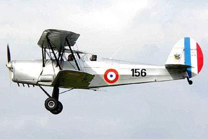 35 Minute Aerobatics in a Vintage Bi-Plane