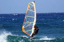 Windsurfing Taster for Two Thumb