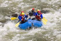 White Water Rafting Session Thumb