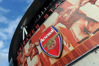 Legends Tour of Emirates Stadium for Two Adults