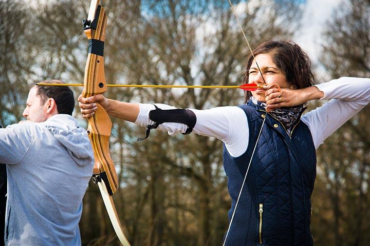 Archery Taster