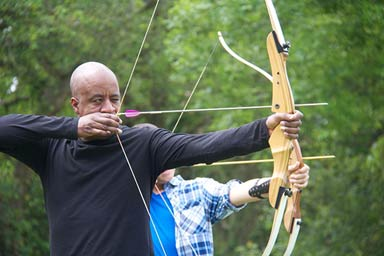 Archery Taster Thumb