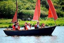 Sailing Expedition on Bala Lake