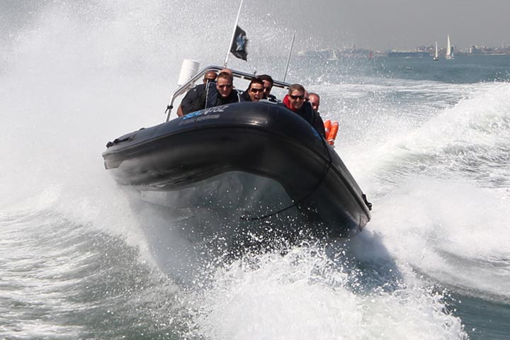Extreme RIB Adventure for Two