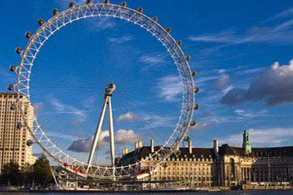 London Eye Experience and Sightseeing River Cruise for Two