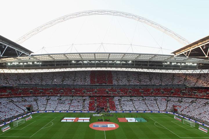 Family Tour of Wembley Stadium