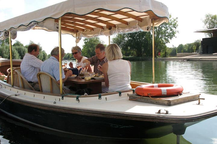 Picnic Boat Cruise for Two
