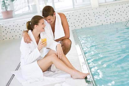 Relaxing Spa Day for One - Take a Friend For Free