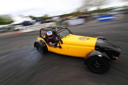 westfield sportscar drifting experience