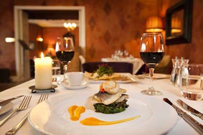Charlton House Heavenly Spa Day with Two Course Lunch for Two