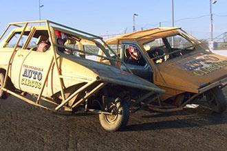 Super Six Stunt Car Challenge
