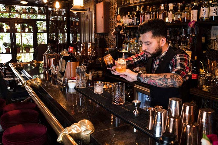Gin Tasting for Two at MAP Maison