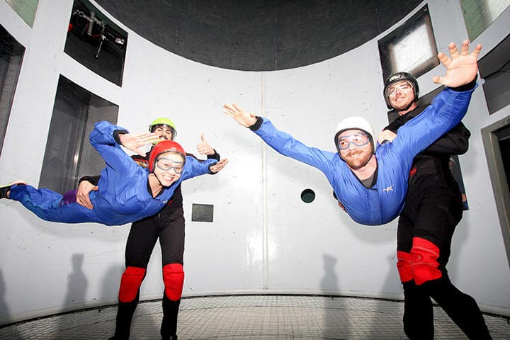 Indoor Skydive for Two at Twinwoods