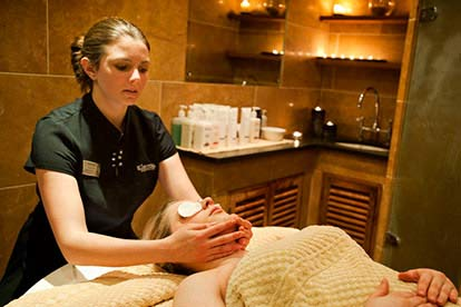 Spa Day with Four Treatments for Two