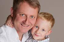 Father & Child Photoshoot