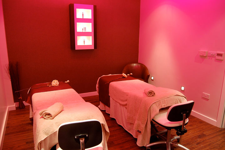 Spa Day with Three Treatments for Two