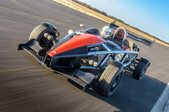Ariel Atom Thrill and High Speed Passenger Ride