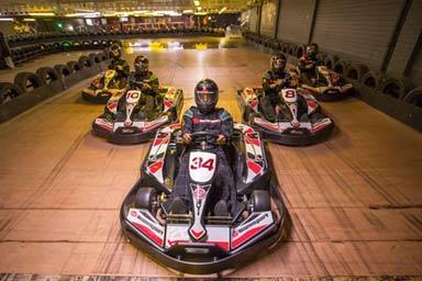 50 Lap Karting Race for Four Thumb