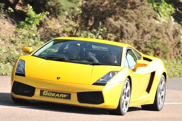 Ferrari, Lamborghini, Aston or Audi R8
