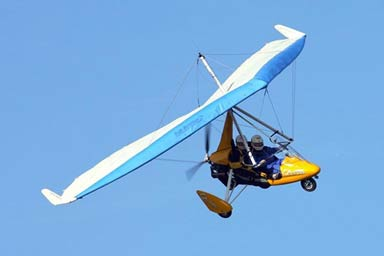 Click to view details and reviews for 20 To 30 Minute Microlight Flight.