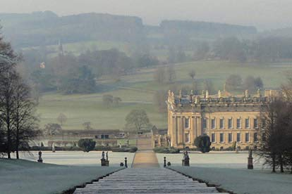 Two Night Stay at Hallmark Derby with Entry to Chatsworth House & Gardens
