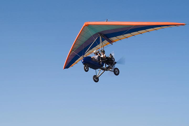 40 to 45 Minute Microlight Flight